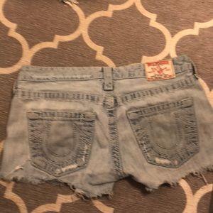 True Religion Shorts - True Religion 27 shorts